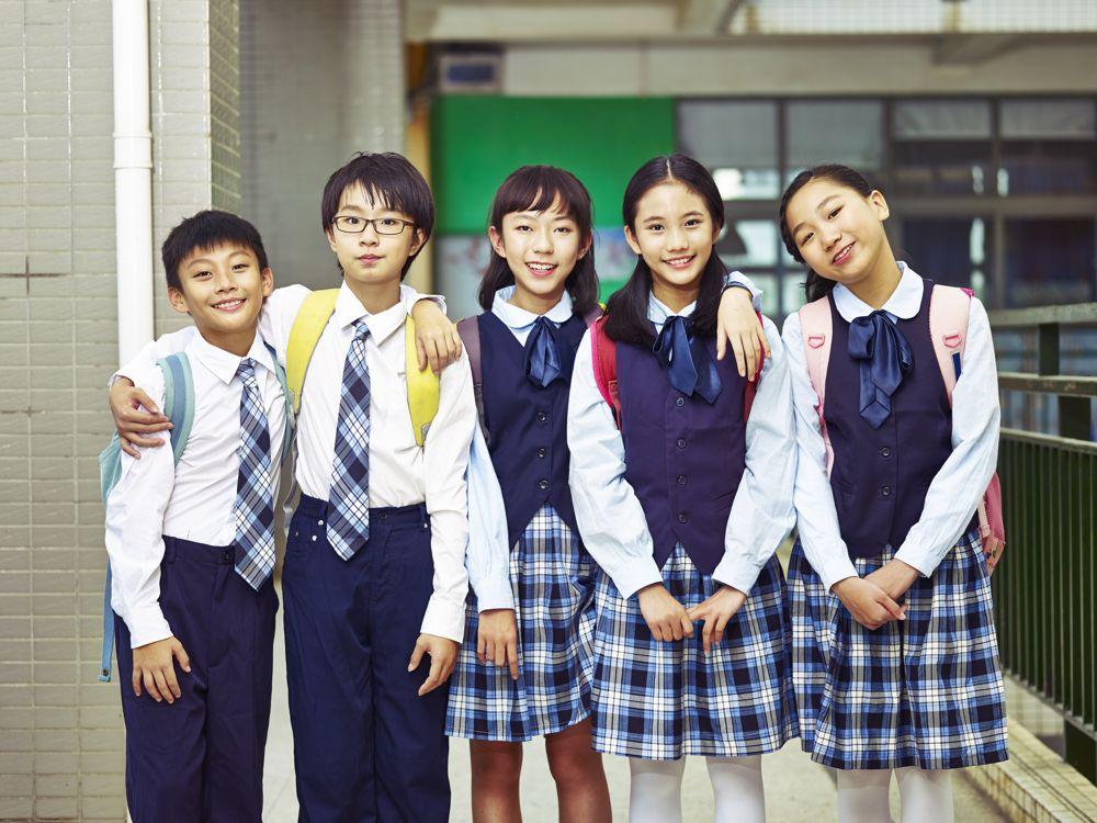 School Uniforms – Nisha Clothing Industries